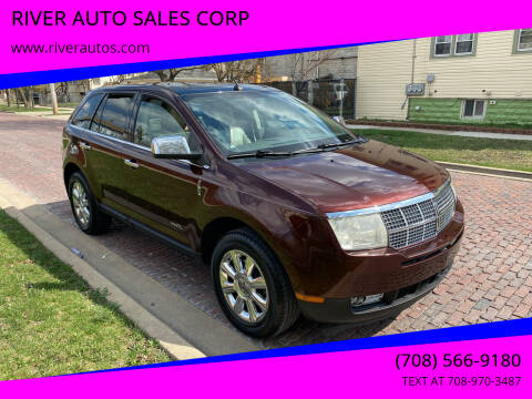 2009 Lincoln MKX for sale at RIVER AUTO SALES CORP in Maywood IL