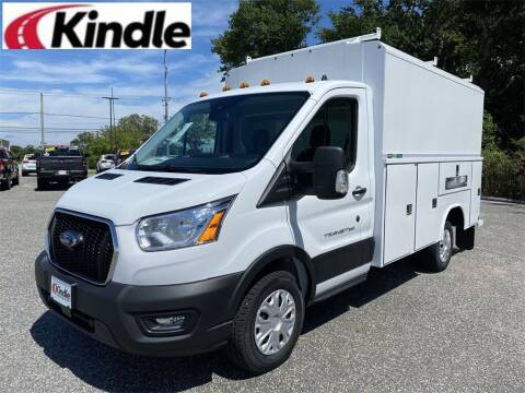 2021 Ford Transit Cutaway for sale at Kindle Auto Plaza in Cape May Court House NJ