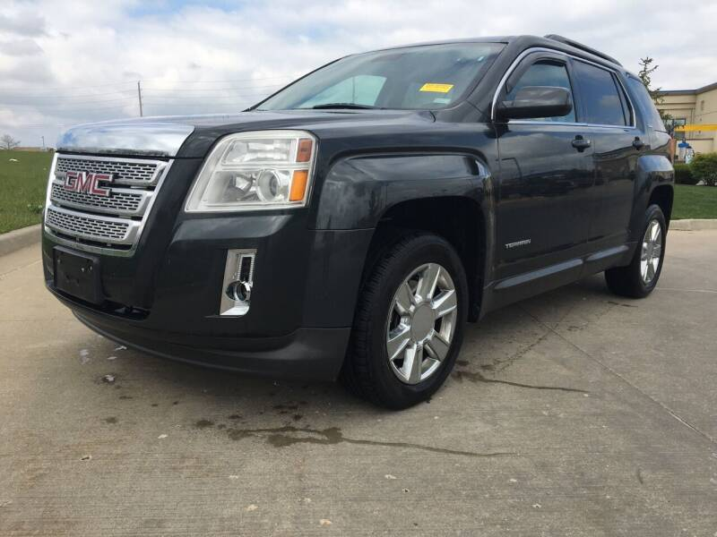 2013 GMC Terrain for sale at Nice Cars in Pleasant Hill MO