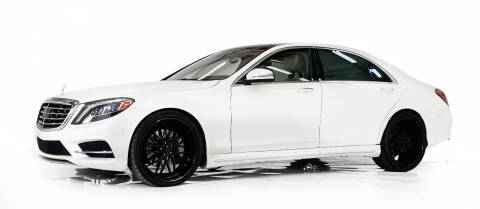 2014 Mercedes-Benz S-Class for sale at Houston Auto Credit in Houston TX