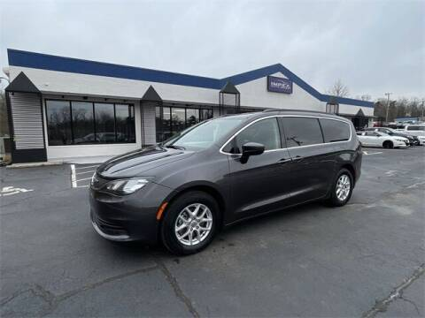 2020 Chrysler Voyager for sale at Impex Auto Sales in Greensboro NC