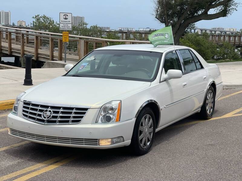 2006 Cadillac DTS for sale at Orlando Auto Sale in Port Orange FL