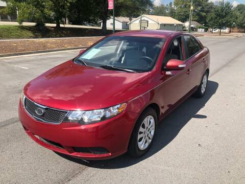 2010 Kia Forte for sale at Diana Rico LLC in Dalton GA