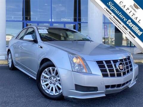 2012 Cadillac CTS for sale at Southern Auto Solutions - Capital Cadillac in Marietta GA