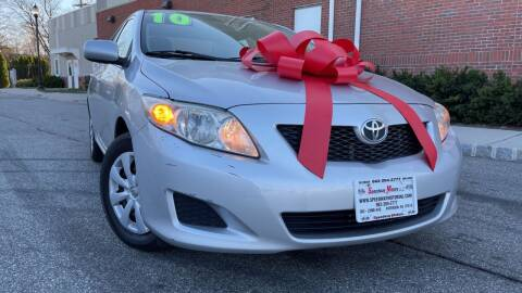 2010 Toyota Corolla for sale at Speedway Motors in Paterson NJ