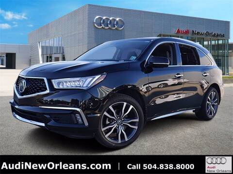 2019 Acura MDX for sale at Metairie Preowned Superstore in Metairie LA