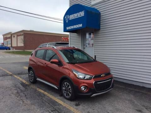 2021 Chevrolet Spark for sale at Browning Chevrolet in Eminence KY