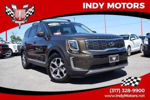 2020 Kia Telluride for sale at Indy Motors Inc in Indianapolis IN