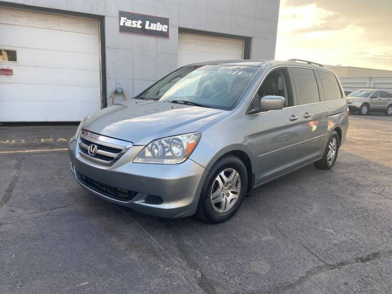 2007 Honda Odyssey for sale at Fine Auto Sales in Cudahy WI