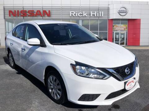 2017 Nissan Sentra for sale at Rick Hill Auto Credit in Dyersburg TN