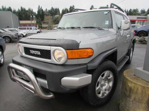 2010 Toyota FJ Cruiser for sale at 101 Budget Auto Sales in Coos Bay OR