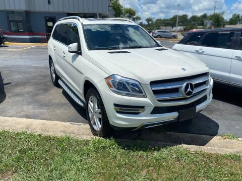 2013 Mercedes-Benz GL-Class for sale at City to City Auto Sales in Richmond VA