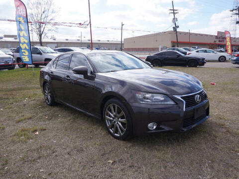 2013 Lexus GS 350 for sale at BLUE RIBBON MOTORS in Baton Rouge LA