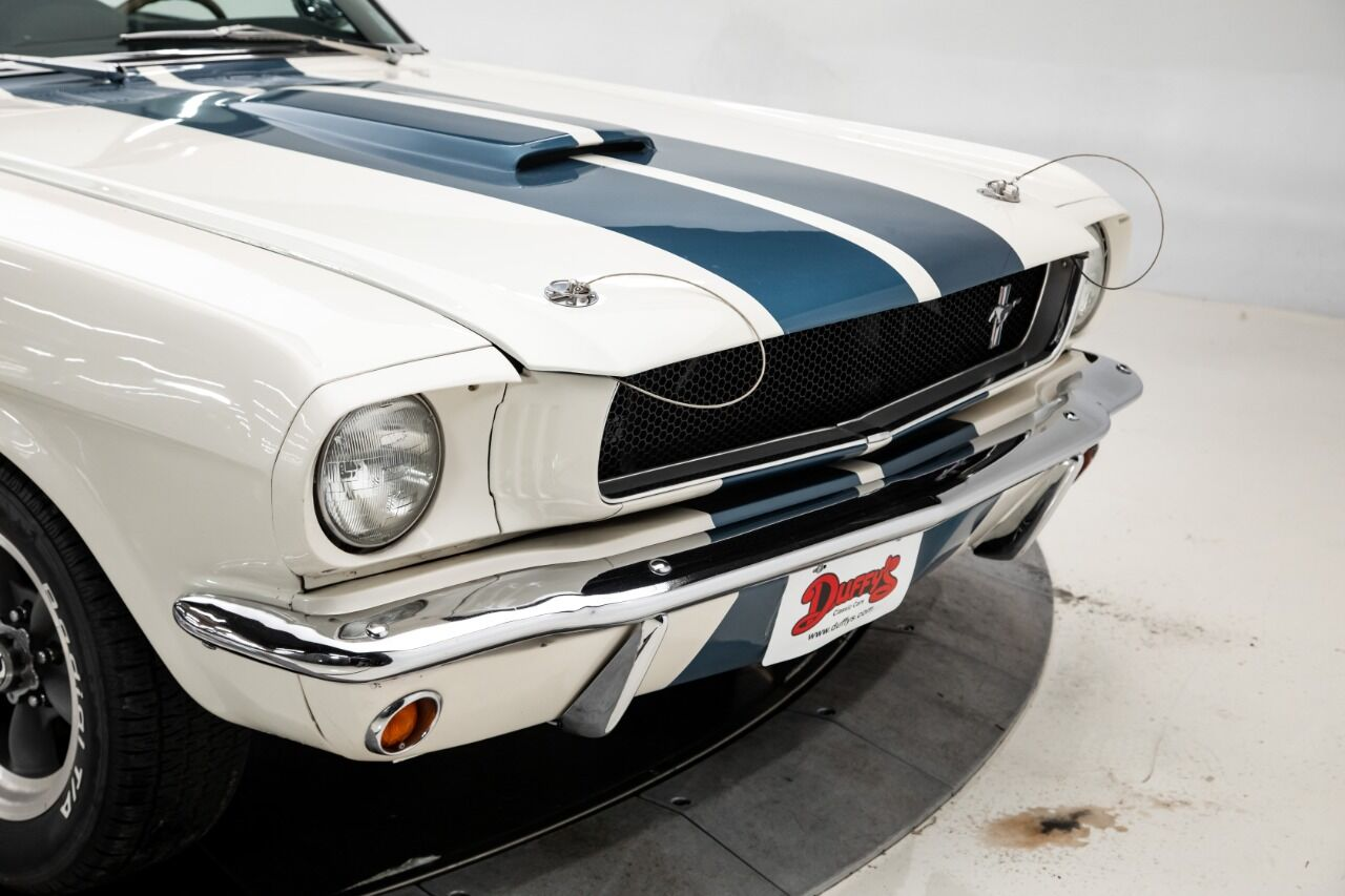 1965 Ford Mustang 9