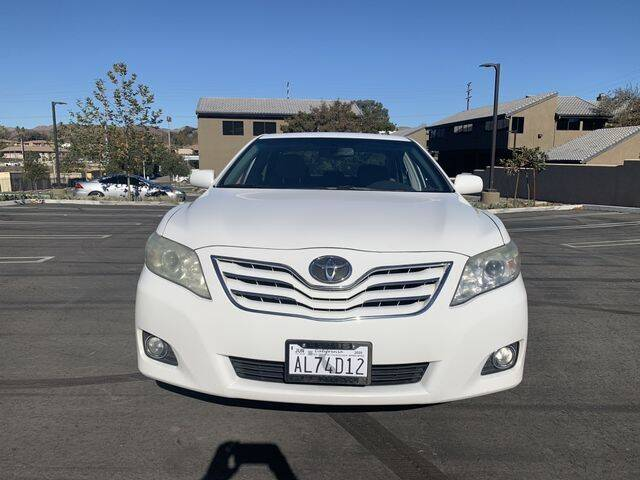 2011 Toyota Camry for sale at J & K Auto Sales in Agoura Hills CA