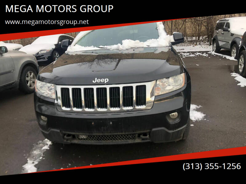 2011 Jeep Grand Cherokee for sale at MEGA MOTORS GROUP in Redford MI