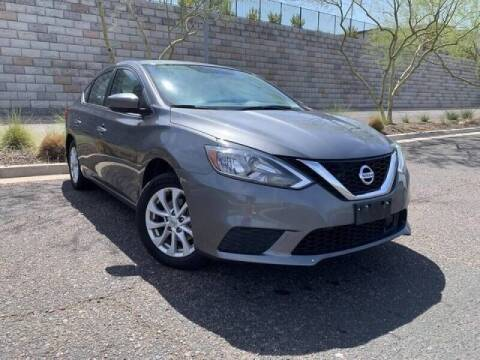 2019 Nissan Sentra for sale at MyAutoJack.com @ Auto House in Tempe AZ
