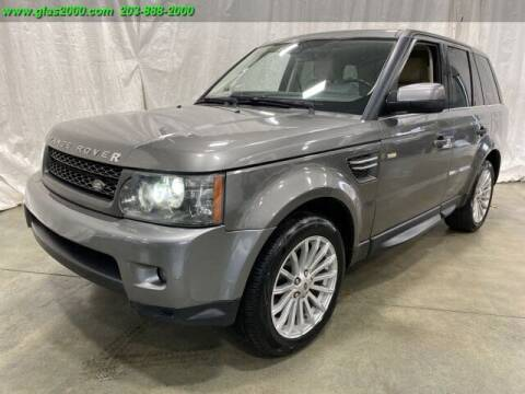 2010 Land Rover Range Rover Sport for sale at Green Light Auto Sales LLC in Bethany CT