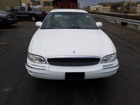 1997 Buick Park Avenue for sale at Discovery Auto Sales in New Lenox IL