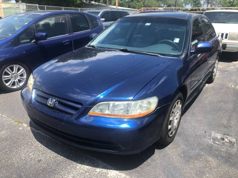 2001 Honda Accord for sale at OVE Car Trader Corp in Tampa FL