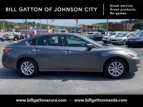 2014 Nissan Altima for sale at Bill Gatton Used Cars - BILL GATTON ACURA MAZDA in Johnson City TN