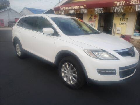2008 Mazda CX-9 for sale at ANYTHING ON WHEELS INC in Deland FL