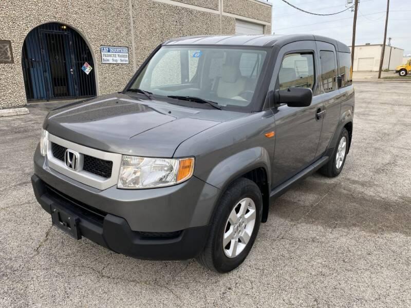 2009 Honda Element for sale at Evolution Motors LLC in Dallas TX