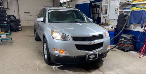 2011 Chevrolet Traverse for sale at Mulder Auto Tire and Lube in Orange City IA