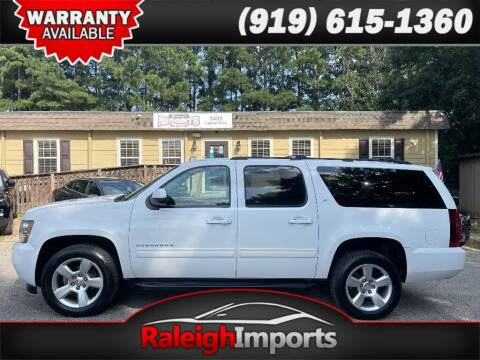 2013 Chevrolet Suburban for sale at Raleigh Imports in Raleigh NC