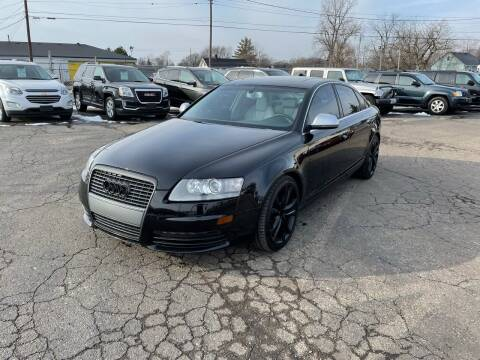 2010 Audi S6 for sale at Dean's Auto Sales in Flint MI
