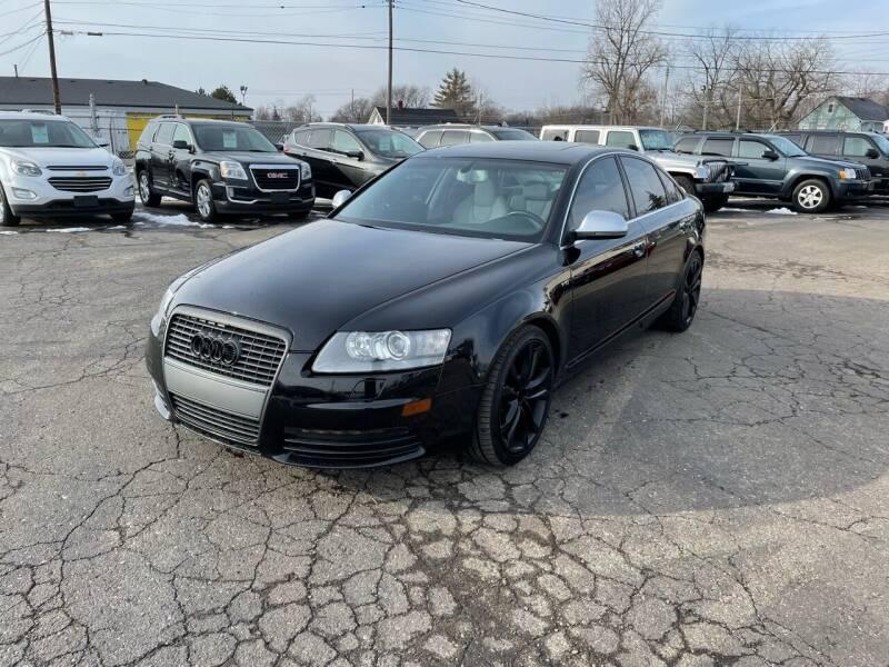 2010 Audi S6 for sale at Dean's Auto Sales in Flint MI