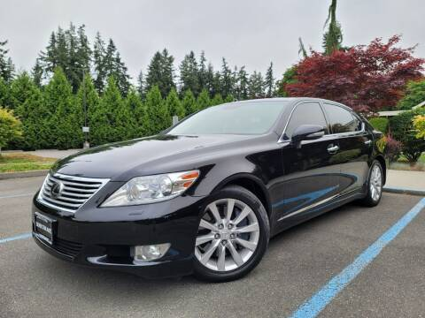 2012 Lexus LS 460 for sale at Silver Star Auto in Lynnwood WA