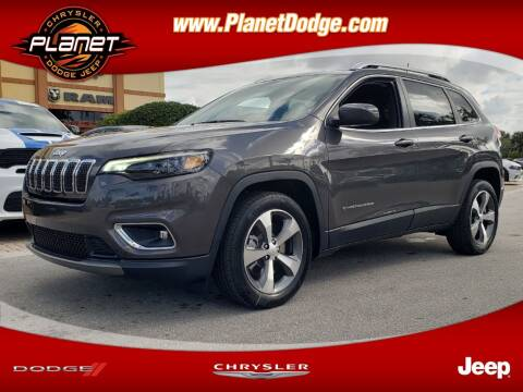 2020 Jeep Cherokee for sale at PLANET DODGE CHRYSLER JEEP in Miami FL