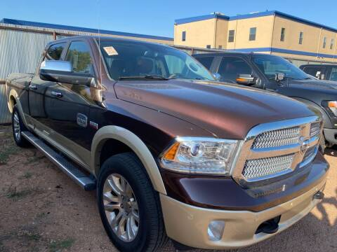 2014 RAM Ram Pickup 1500 for sale at Street Smart Auto Brokers in Colorado Springs CO