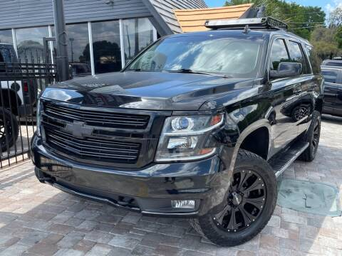 2016 Chevrolet Tahoe for sale at Unique Motors of Tampa in Tampa FL