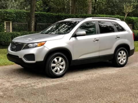 2012 Kia Sorento for sale at Texas Auto Corporation in Houston TX