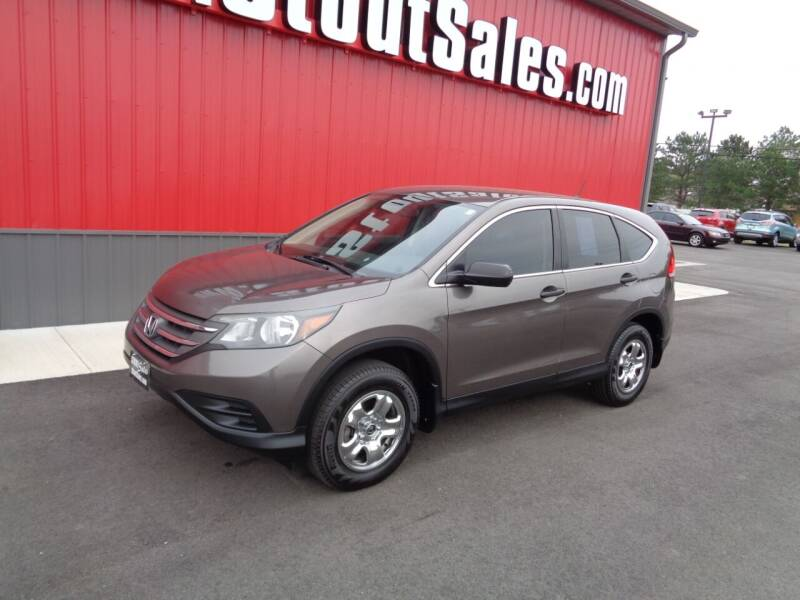2014 Honda CR-V for sale at Stout Sales in Fairborn OH