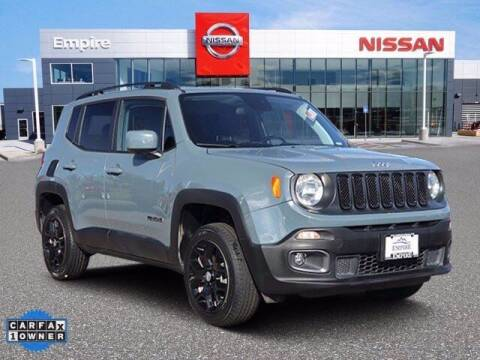 2018 Jeep Renegade for sale at EMPIRE LAKEWOOD NISSAN in Lakewood CO