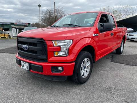 2015 Ford F-150 for sale at Silver Auto Partners in San Antonio TX