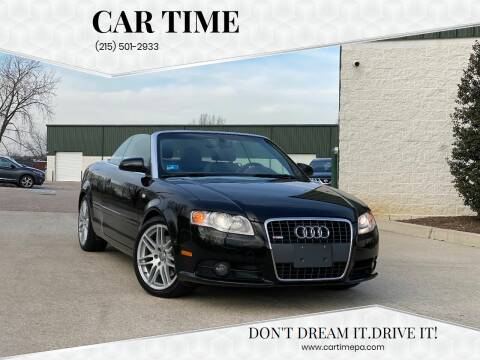 2009 Audi A4 for sale at Car Time in Philadelphia PA
