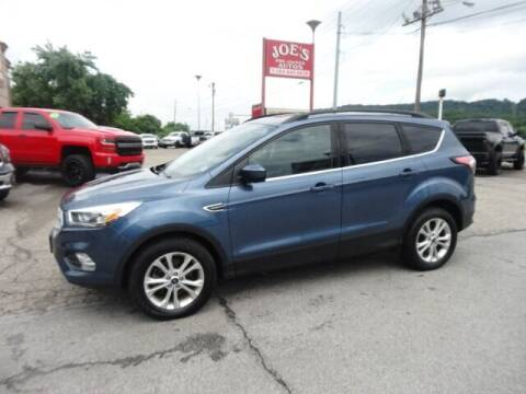 2018 Ford Escape for sale at Joe's Preowned Autos 2 in Wellsburg WV