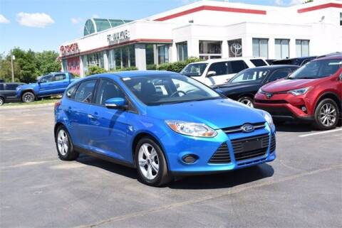 2014 Ford Focus for sale at BOB ROHRMAN FORT WAYNE TOYOTA in Fort Wayne IN