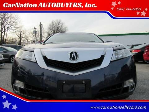 2009 Acura TL for sale at CarNation AUTOBUYERS, Inc. in Rockville Centre NY