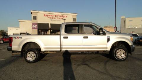 2017 Ford F-250 Super Duty for sale at AFFORDABLE MOTORS OF BROOKLYN in Brooklyn NY