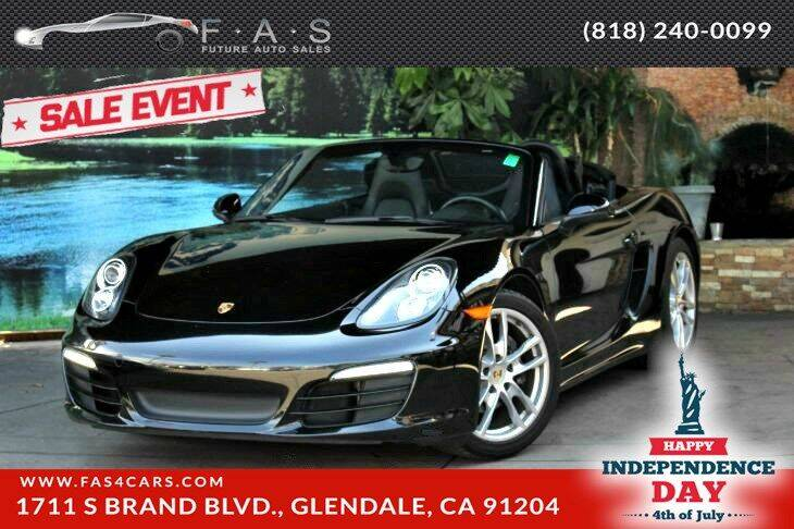 2013 Porsche Boxster for sale at Best Car Buy in Glendale CA