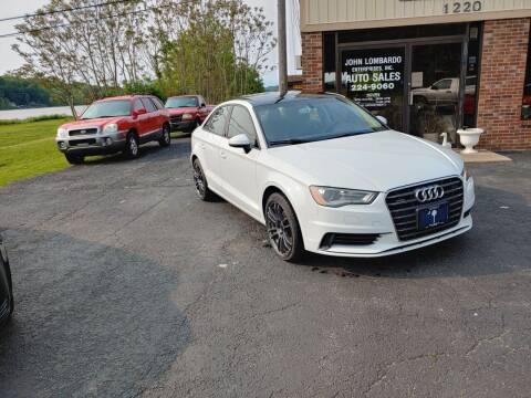 2015 Audi A3 for sale at John Lombardo Enterprises Inc in Rochester NY