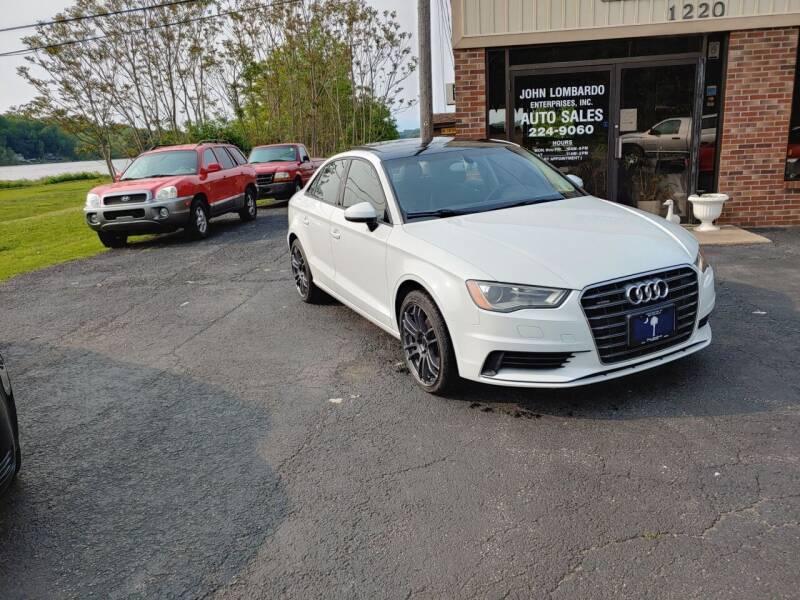 2015 Audi A3 for sale at John Lombardo Enterprises Inc in Rochester NY