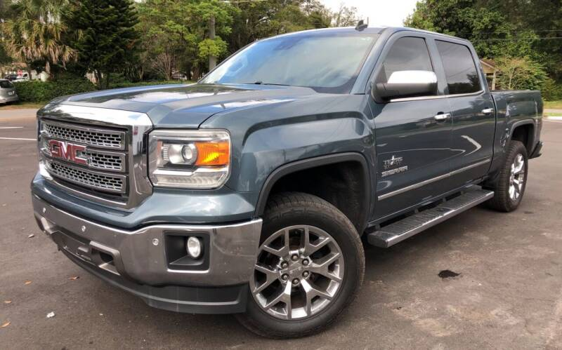 2014 GMC Sierra 1500 for sale at LUXURY AUTO MALL in Tampa FL