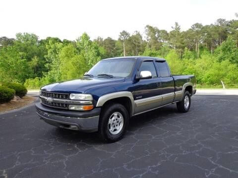 2002 Chevrolet Silverado 1500 for sale at CAROLINA CLASSIC AUTOS in Fort Lawn SC
