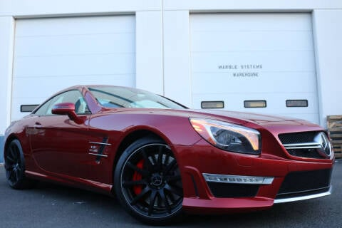2015 Mercedes-Benz SL-Class for sale at Chantilly Auto Sales in Chantilly VA